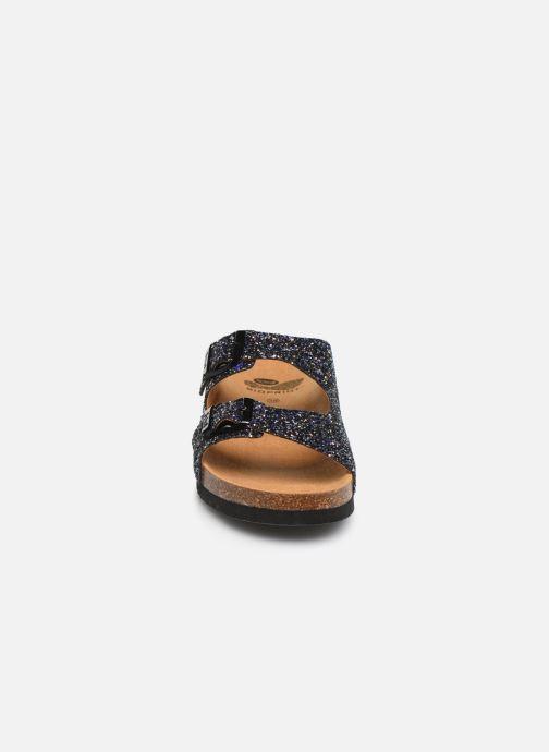Mules et sabots Scholl Glam ss 2 C Multicolore vue portées chaussures