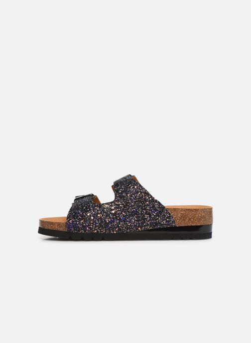 Mules & clogs Scholl Glam ss 2 C Multicolor front view