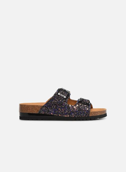 Mules & clogs Scholl Glam ss 2 C Multicolor back view