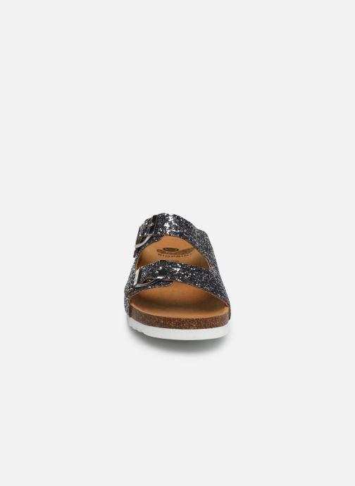 Mules et sabots Scholl Glam ss 2 C Argent vue portées chaussures