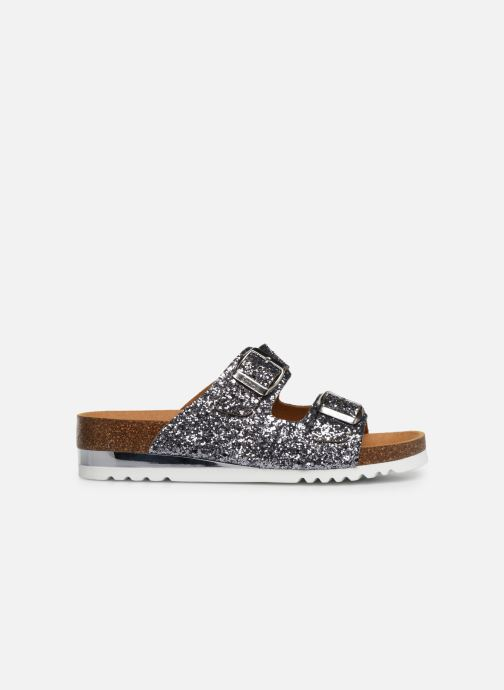 Mules & clogs Scholl Glam ss 2 C Silver back view