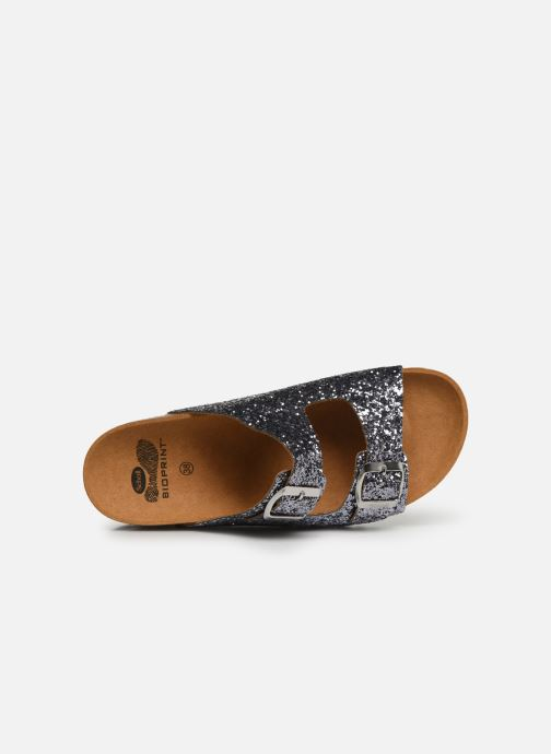 Mules & clogs Scholl Glam ss 2 C Silver view from the left