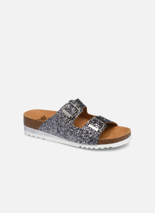 amp; 2 Pantoletten 373562 Ss Clogs Scholl silber C Glam OvvY4q