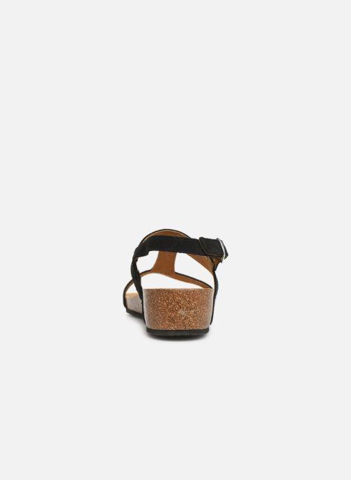 Sandali e scarpe aperte Scholl Madaline C Nero immagine destra