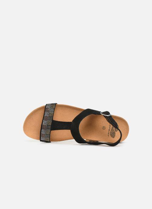 Sandali e scarpe aperte Scholl Madaline C Nero immagine sinistra