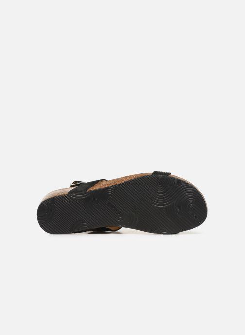 Sandali e scarpe aperte Scholl Madaline C Nero immagine dall'alto