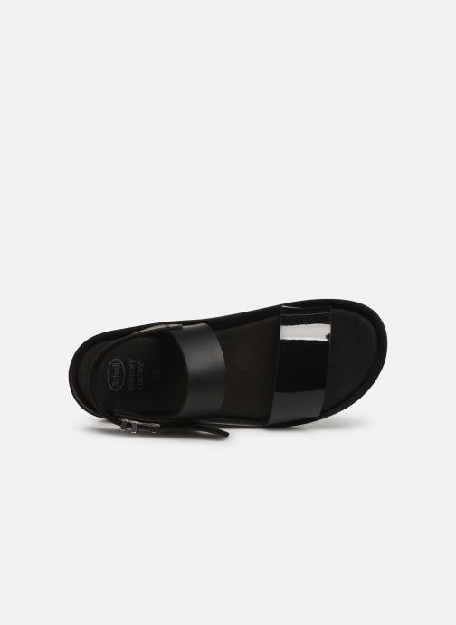 Sandales et nu-pieds Scholl Mamore C Noir vue gauche