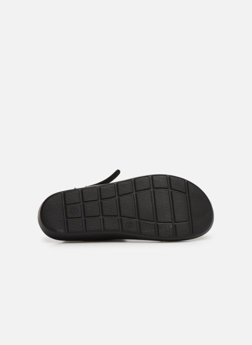 Sandales et nu-pieds Scholl Mamore C Noir vue haut