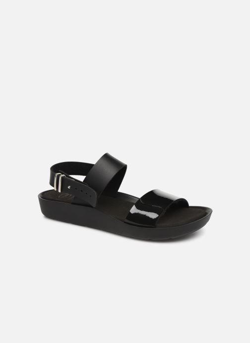Sandales et nu-pieds Scholl Mamore C Noir vue détail/paire