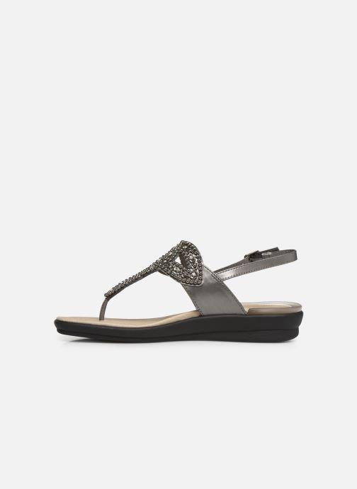 Sandales et nu-pieds Scholl Marillie C Gris vue face