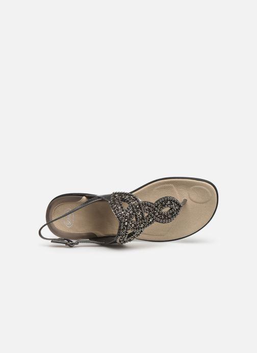 Sandales et nu-pieds Scholl Marillie C Gris vue gauche
