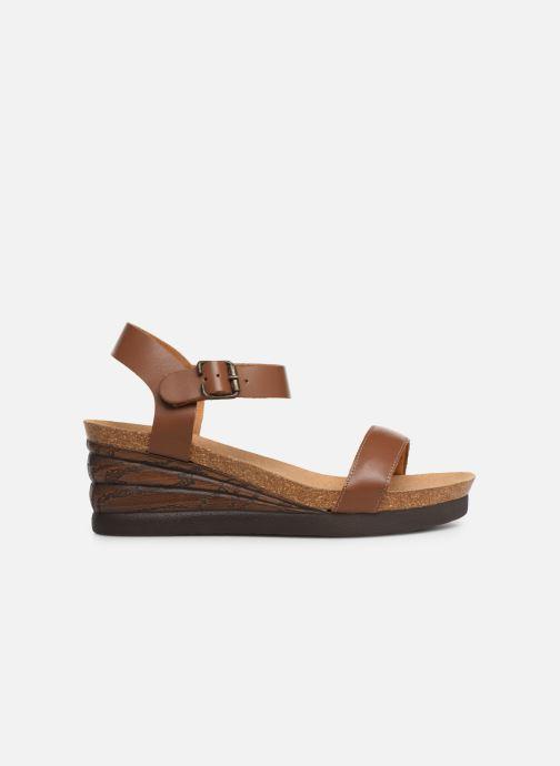 Sandales et nu-pieds Scholl Ninfea C Marron vue derrière