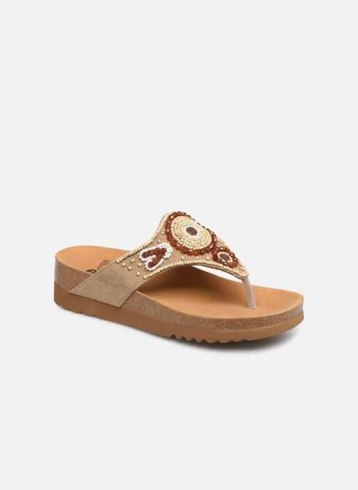 Mules & clogs Scholl Taila C Beige detailed view/ Pair view