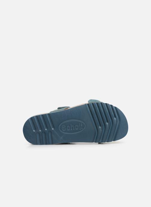 Scholl amp; Pantoletten Clogs blau C 372949 Zafirah A8F76