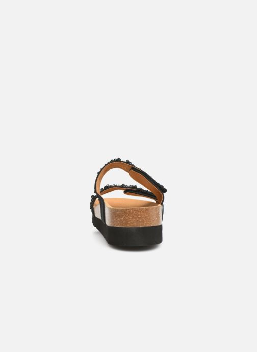 Mules & clogs Scholl Zafirah C Black view from the right