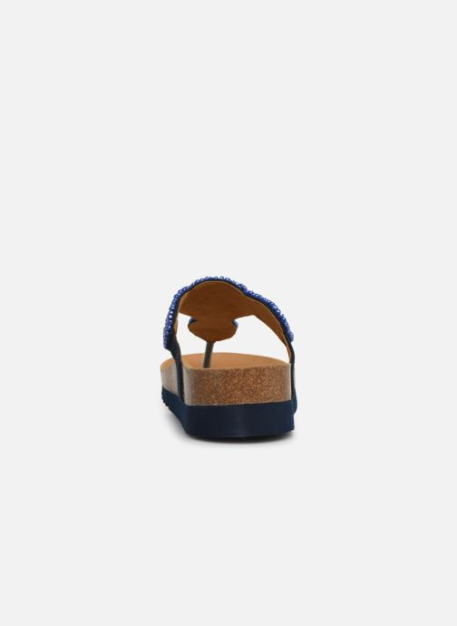 Mules & clogs Scholl Zarina C Blue view from the right