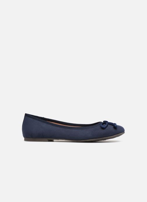 Ballet pumps Tamaris Hysope new Blue back view