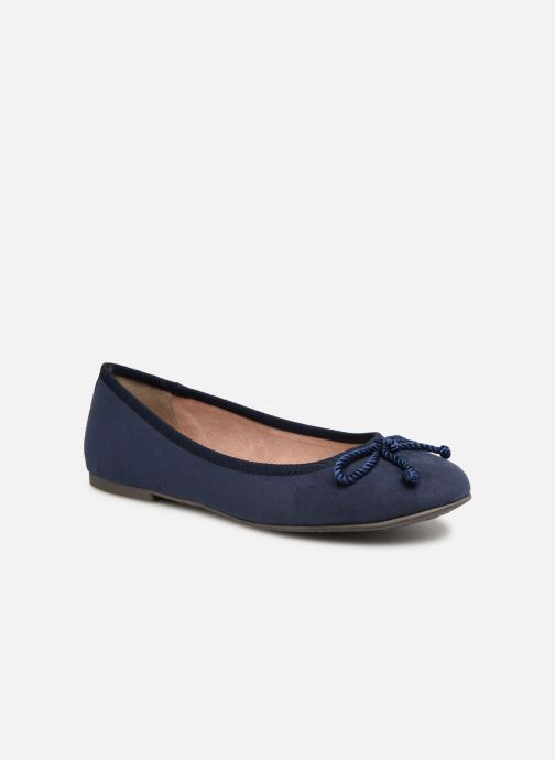 Ballet pumps Tamaris Hysope new Blue detailed view/ Pair view
