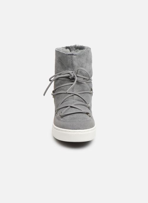 Sport shoes Moon Boot Moon Boot Pulse Jr Girl Shearling Grey model view