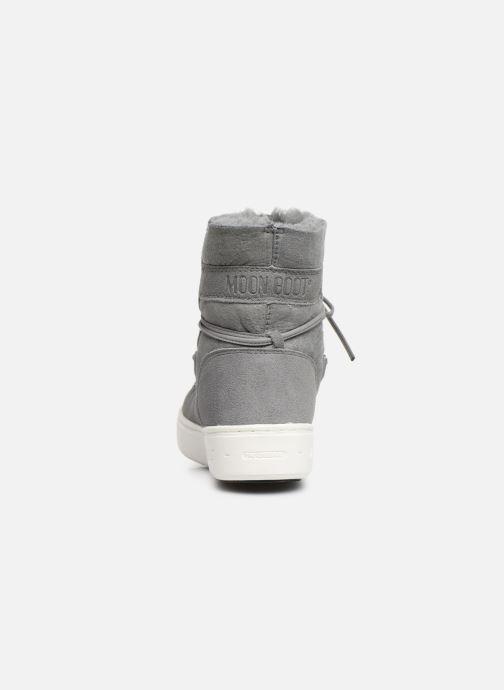 Chaussures de sport Moon Boot Moon Boot Pulse Jr Girl Shearling Gris vue droite