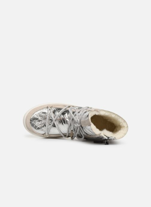 Chaussures de sport Moon Boot Moon Boot Pulse Z Cracked Argent vue gauche