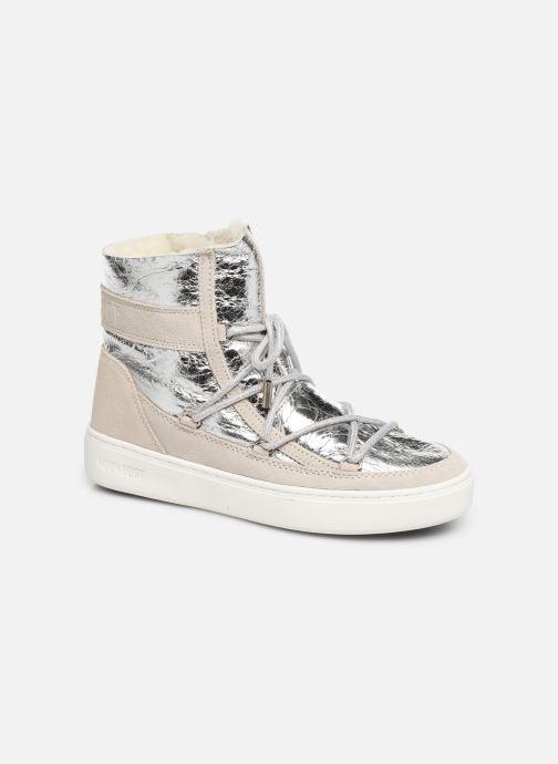 Chaussures de sport Moon Boot Moon Boot Pulse Z Cracked Argent vue détail/paire