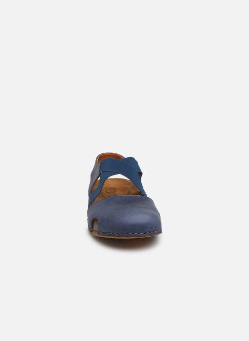 Sandales et nu-pieds Art We Walk 878 Bleu vue portées chaussures