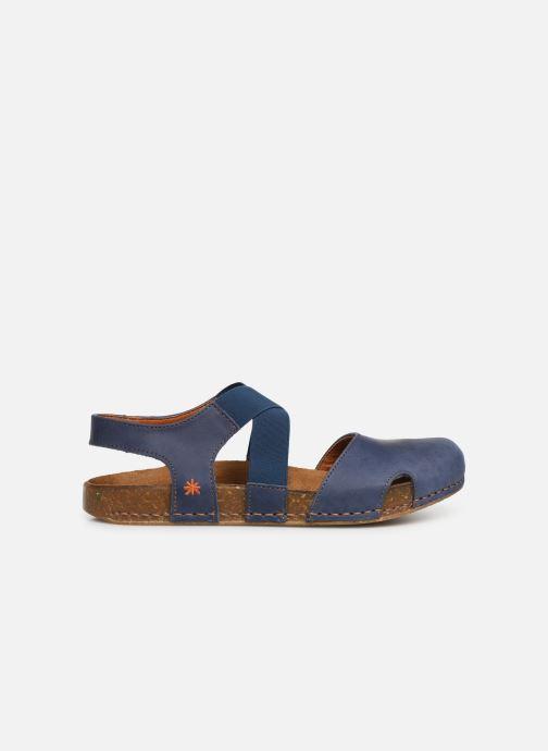 Sandales et nu-pieds Art We Walk 878 Bleu vue derrière