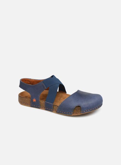 Sandales et nu-pieds Art We Walk 878 Bleu vue détail/paire