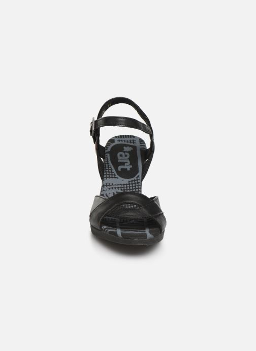 Sandales et nu-pieds Art Rio 279 Noir vue portées chaussures