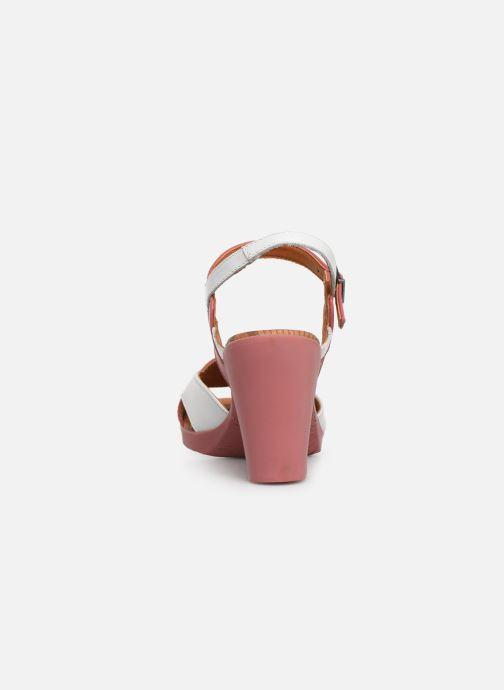 Sandales et nu-pieds Art Rio 279 Rose vue droite