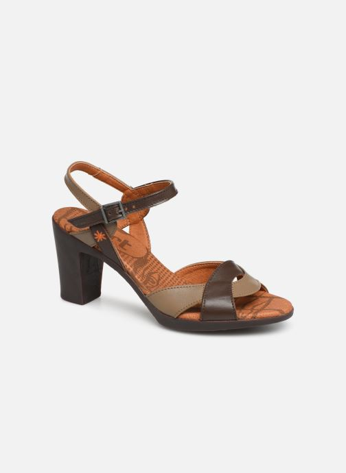 Sandales et nu-pieds Art Rio 279 Marron vue détail/paire