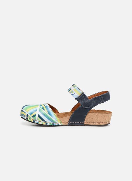 Sandales et nu-pieds Art Pompei 734 Multicolore vue face