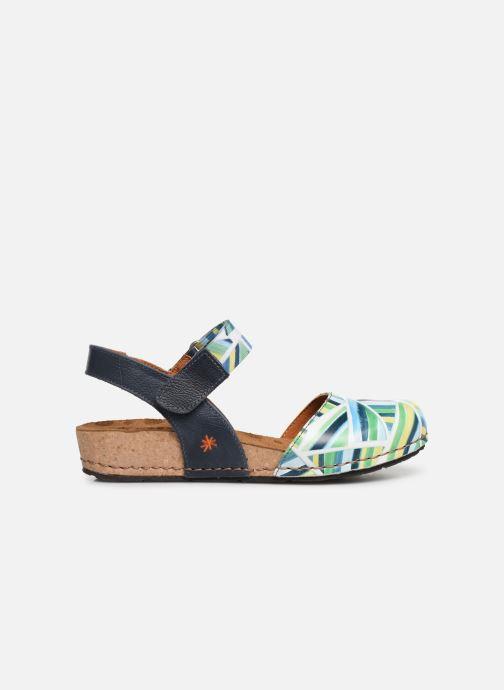 Sandales et nu-pieds Art Pompei 734 Multicolore vue derrière