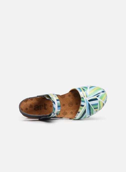 Sandales et nu-pieds Art Pompei 734 Multicolore vue gauche