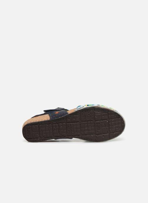 Sandales et nu-pieds Art Pompei 734 Multicolore vue haut