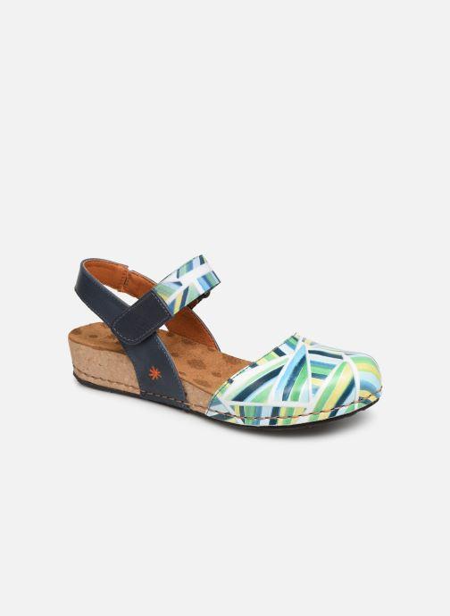 Sandales et nu-pieds Art Pompei 734 Multicolore vue détail/paire