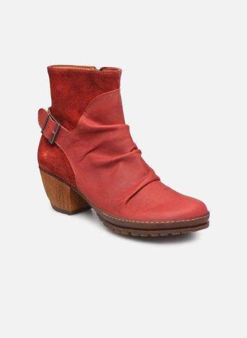 Bottines et boots Art Oslo 516 Rouge vue détail/paire