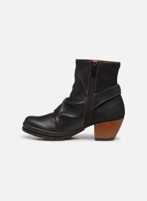 Bottines et boots Art Oslo 516 Noir vue face