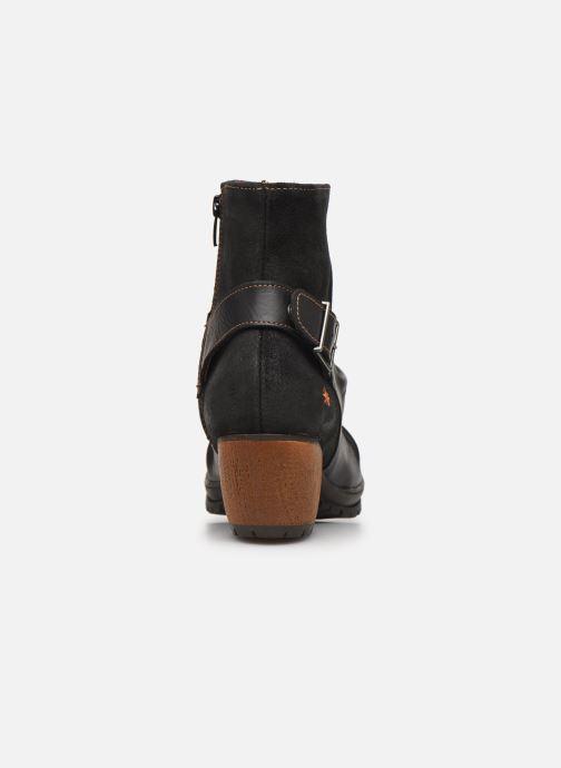 Bottines et boots Art Oslo 516 Noir vue droite