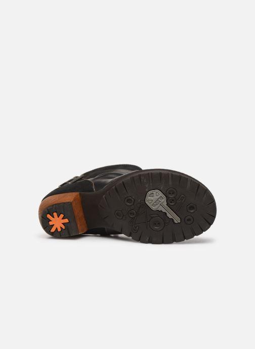 Bottines et boots Art Oslo 516 Noir vue haut
