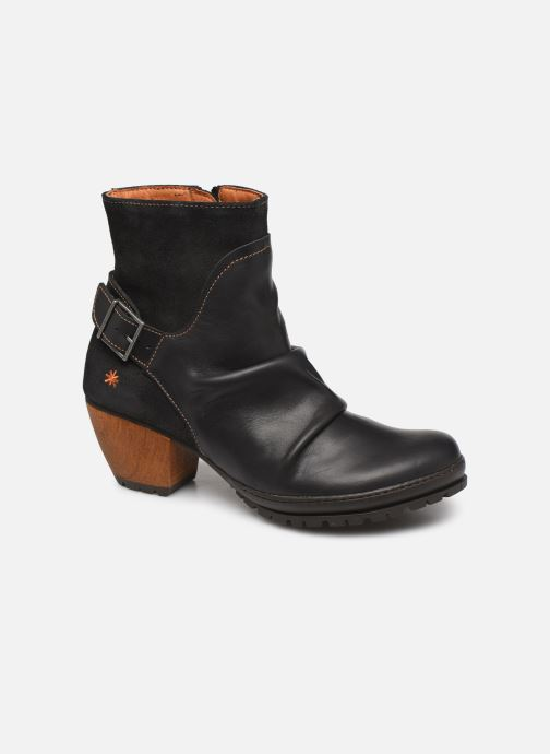 Bottines et boots Art Oslo 516 Noir vue détail/paire