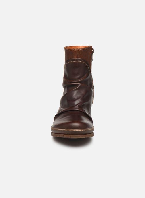Bottines et boots Art Oslo 516 Marron vue portées chaussures
