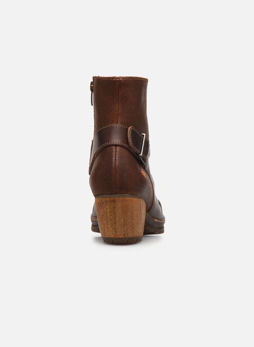 Bottines et boots Art Oslo 516 Marron vue droite