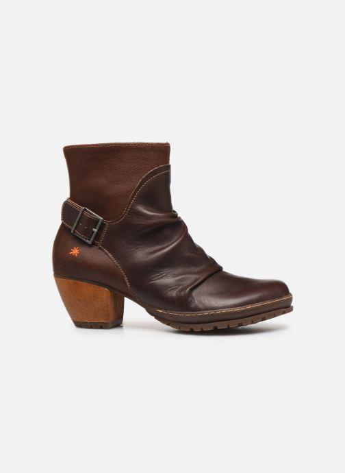 Bottines et boots Art Oslo 516 Marron vue derrière