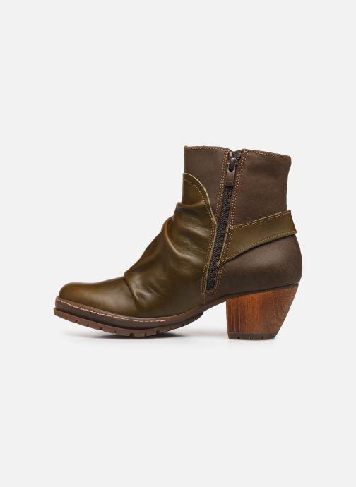Bottines et boots Art Oslo 516 Vert vue face