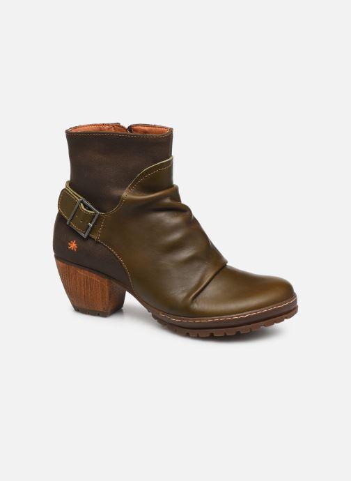 Bottines et boots Art Oslo 516 Vert vue détail/paire