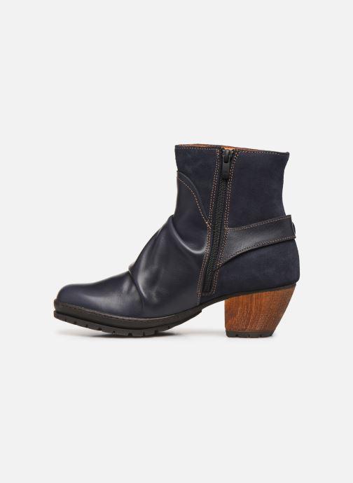 Bottines et boots Art Oslo 516 Bleu vue face