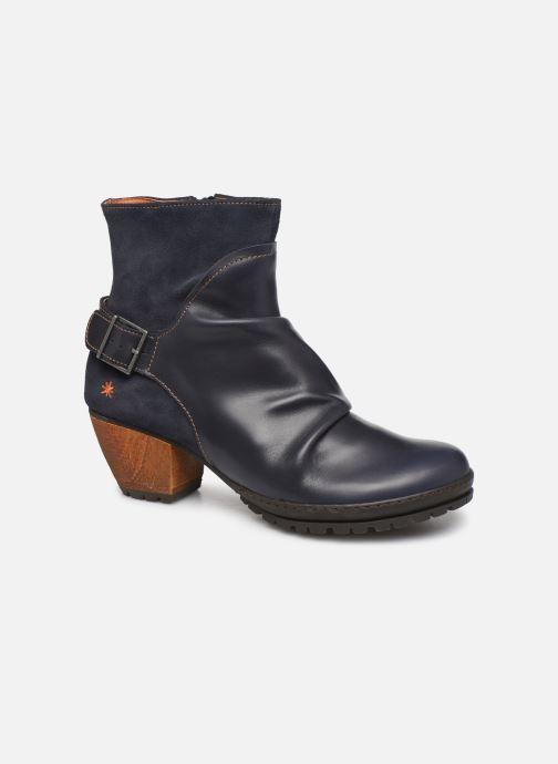 Bottines et boots Art Oslo 516 Bleu vue détail/paire