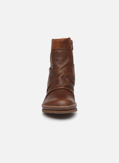 Boots en enkellaarsjes Art Oslo 516 Bruin model